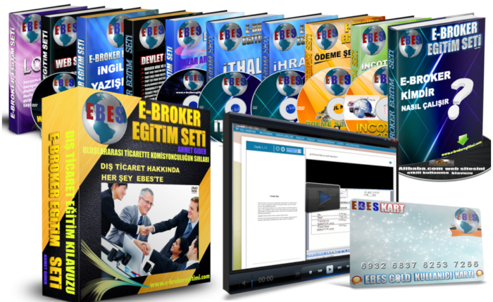 E broker nedir video