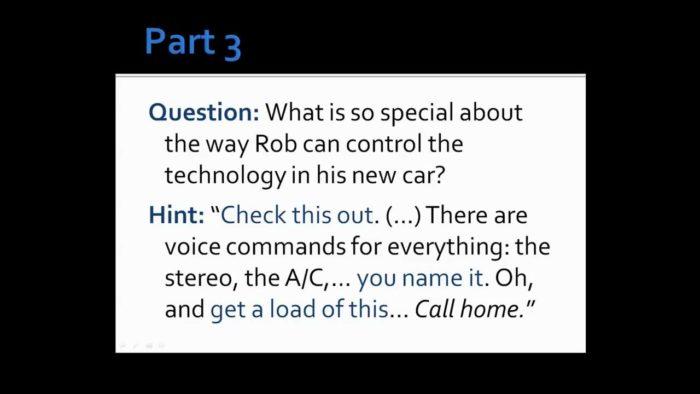 American Slang Dersleri 8a Cool Car