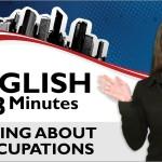 English Class 02 İngilizcede Meslek Sormak