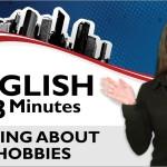 English Class 03 İngilizcede Hobiler