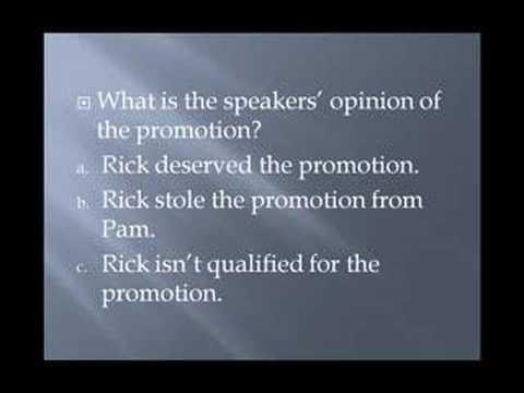 Spoken English Konuşma İngilizcesi Ders 7b