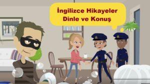 Sesli İngilizce Hikayeler dinle ve konuş